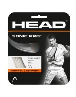 Žica za tenis reket Sonic PRO 16 SET bijela