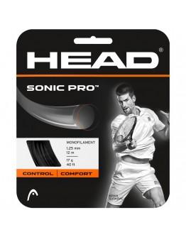 Žica za tenis reket Sonic PRO 16 SET crna