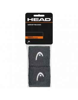 """Znojnici za ruke 2.5"""" HEAD, antracit"""