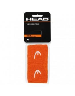 """Znojnici za ruke 2.5"""" HEAD, narančasta"""