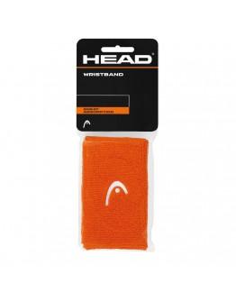 """Znojnici za ruke 5"""" HEAD, narančasta"""