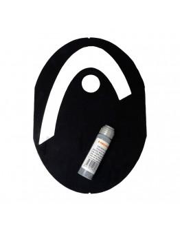 Tinta logo bijela - HEAD