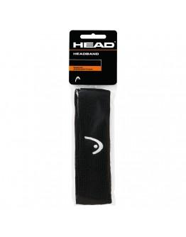Traka za glavu tenis HEAD crna