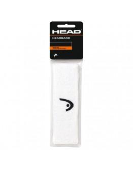 Traka za glavu tenis HEAD bijela