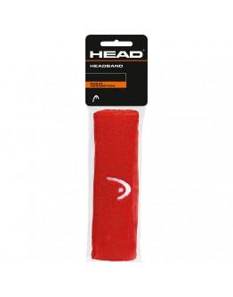 Traka za glavu tenis HEAD crvena