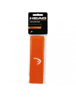 Traka za glavu tenis HEAD narančasta