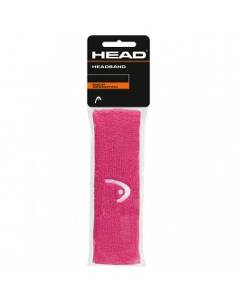 Traka za glavu tenis HEAD roza
