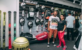 U Zagrebu je otvorena nova trgovina brenda HEAD