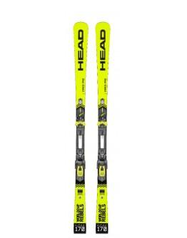 HEAD Ski set WC Rebels I.Race PRO