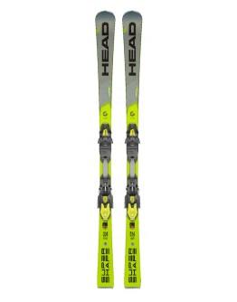 HEAD Ski set Supershape i.Speed
