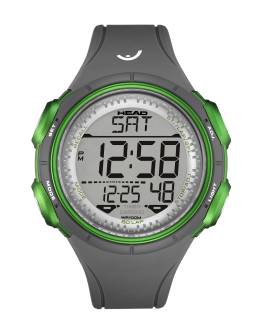 HEAD sat Slalom HE-100-02 Green Grey