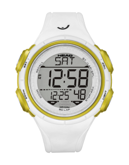 HEAD sat Slalom HE-100-03 White Yellow